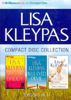 Lisa Kleypas Compact Disc Collection: Sugar Daddy / Blue-eyed Devil / Smooth Talking Stranger (CD-Audio)