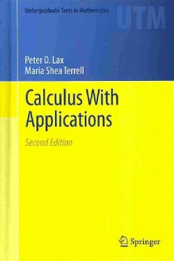 Calculus With Applications (Hardcover)