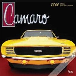 Camaro 2016 Calendar (Calendar)
