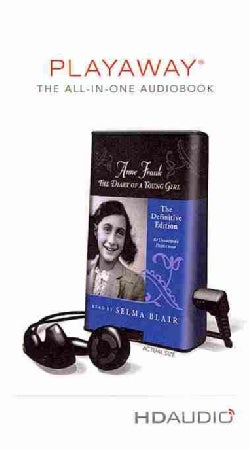 Anne Frank: The Diary of a Young Girl - The Definitive Edition (Pre-recorded digital audio player)