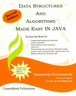 Data Structures and Algorithms Made Easy in Java: Data Structure and Algorithmic Puzzles (Paperback)