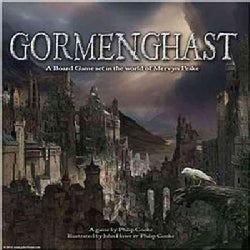 Gormenghast the Game: A Board Game Set in the World of Mervyn Peake (Game)