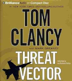 Threat Vector (CD-Audio)