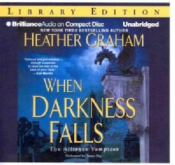 When Darkness Falls: Library Edition (CD-Audio)