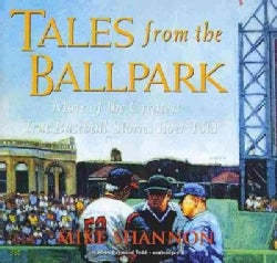 Tales from the Ballpark: More of the Greatest True Baseball Stories Ever Told: Library Edition (CD-Audio)