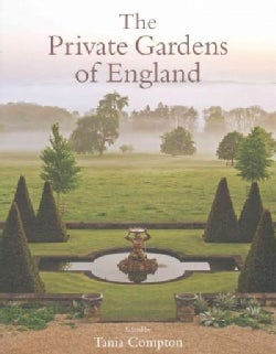 The Private Gardens of England (Hardcover)