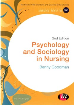 Psychology and Sociology in Nursing (Paperback)