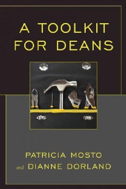 A Toolkit for Deans (Paperback)