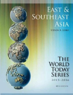 East & Southeast Asia 2015-2016 (Paperback)