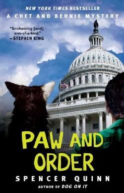 Paw and Order (Paperback)