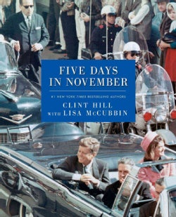 Five Days in November (Hardcover)