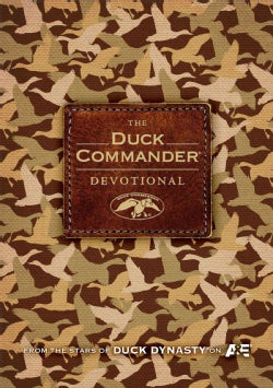 The Duck Commander Devotional (Hardcover)