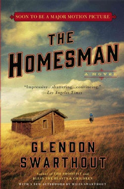 The Homesman (Paperback)