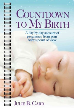 Countdown to My Birth: A Day-by-Day Account from Your Baby's Point of View (Paperback)