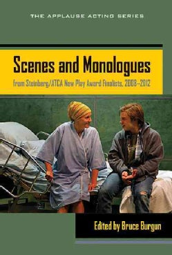 Scenes and Monologues from Steinberg/Atca New Play Award Finalists, 2008-2012 (Paperback)