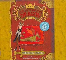 How to Train Your Dragon: Library Edition (CD-Audio)