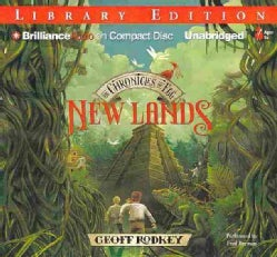 New Lands: Library Edition (CD-Audio)