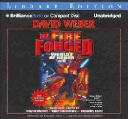 In Fire Forged: Library Edition (CD-Audio)