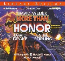 More Than Honor: Library Edition (CD-Audio)