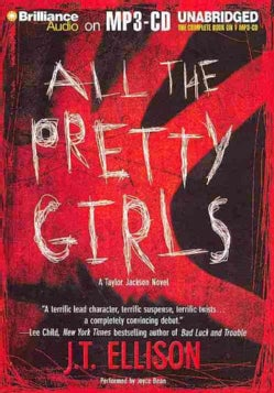 All the Pretty Girls (CD-Audio)