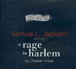 A Rage in Harlem: Library Edition (CD-Audio)