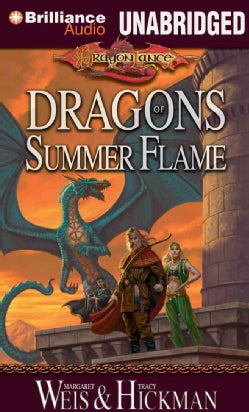 Dragons of Summer Flame (CD-Audio)