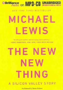 The New New Thing: A Silicon Valley Story (CD-Audio)