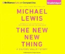 The New New Thing (CD-Audio)