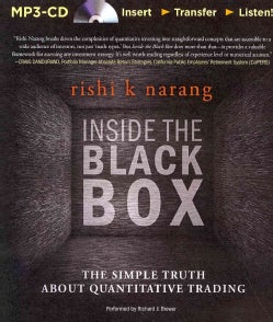 Inside the Black Box: The Simple Truth About Quantitative Trading (CD-Audio)