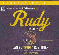 Rudy: My Story; Library Edition (CD-Audio)