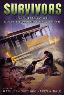 Earthquake: San Francisco, 1906 (Paperback)