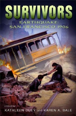 Earthquake: San Francisco, 1906 (Hardcover)