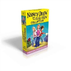 The Nancy Drew and the Clue Crew Collection: Sleepover Sleuths; Scream for Ice Cream; Pony Problems; the Cinderel... (Paperback)
