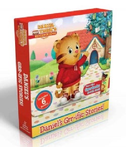 Daniel's Grr-ific Stories!: Welcome to the Neighborhood! / Daniel Goes to School / Daniel Visits the Doctor / Dan... (Paperback)