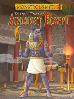 Terrible Tales of Ancient Egypt (Paperback)