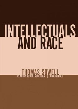 Intellectuals and Race (CD-Audio)