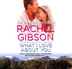What I Love About You: Library Edition (CD-Audio)