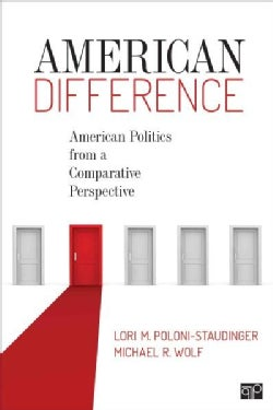 American Politics from a Comparative Perspective (Paperback)