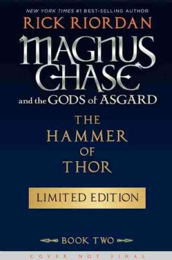 The Hammer of Thor (Hardcover)