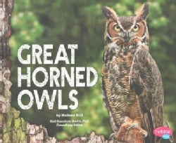 Great Horned Owls (Hardcover)