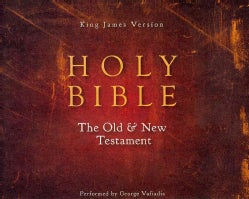 Holy Bible: King James Version, The Old & New Testaments (CD-Audio)