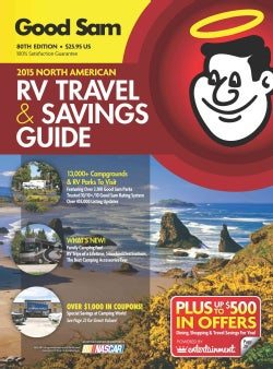 Good Sam 2015 North American RV Travel Guide & Campground Directory (Paperback)