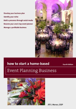 How to Start a Home-Based Event Planning Business (Paperback)