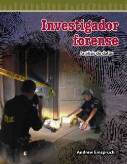 Investigador forense - CSI: Analisis De Datos / Analyzing Data (Paperback)