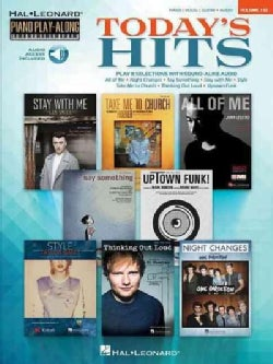 Today's Hits: Piano/Vocal/guitar