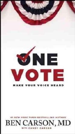 One Vote: Make Your Voice Heard (Paperback)