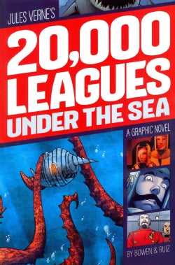 Jules Verne's 20,000 Leagues Under the Sea (Paperback)