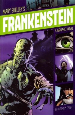 Mary Shelley's Frankenstein (Paperback)