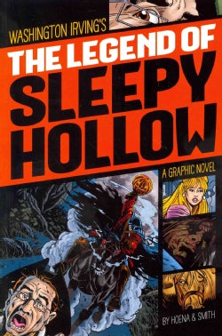 Washington Irving's The Legend of Sleepy Hollow (Paperback)