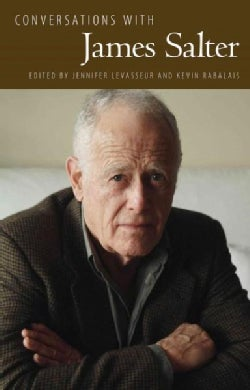 Conversations With James Salter (Hardcover)